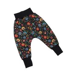 spodnie softshell cepelia ciemna
