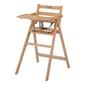 Safety 1st nordik natural drewniane krzesełko do karmienia + puzzle