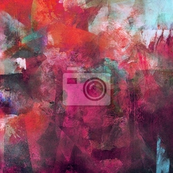 Fototapeta textur różowy rot cyan
