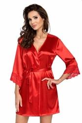 Donna eva czerwony szlafrok