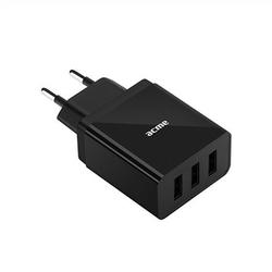 ACME Europe Ładowarka sieciowa USB CH206 3p3,4A17W