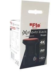 Konwerter single fte excellento hd black - szybka dostawa lub możliwość odbioru w 39 miastach