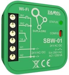 Sterownik bramowy sbw-01 autonomiczny dopuszkowy wifi zamel supla - szybka dostawa lub możliwość odbioru w 39 miastach