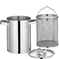 Garnek do gotowania szparagów san remo kuchenprofi ku-2390502800