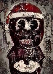 Legends of bedlam - mr. hankey, south park - plakat wymiar do wyboru: 61x91,5 cm