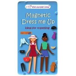 Gra magnetyczna 5+ - ubieranki