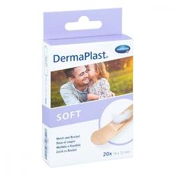 Dermaplast soft pflasterstrips 19x72 mm