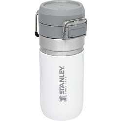 Butelka termiczna 100 szczelna, biała 0,47 litra quick flip go stanley 10-09148-024