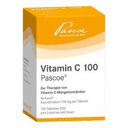 Pascoe  witamina c 100 tabletki