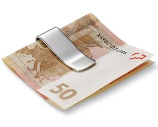 Klip na banknoty hap philippi p245038