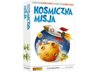 Kosmiczna misja gra rodzinna
