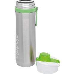 Butelka stalowa z ustnikiem active hydration aladdin zielona 10-02674-004