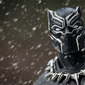 Black panther t-challa - plakat wymiar do wyboru: 42x29,7 cm