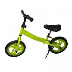 Rowerek biegowy dzieci rower 12 eva ultralekki zielony