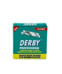Derby połówki żyletek do golenia brzytwa 100 szt.