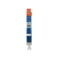 Tusz zamiennik cli-571 xl c do canon 0332c001 błękitny - darmowa dostawa w 24h
