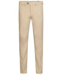 Męskie beżowe spodnie typu chino 3134