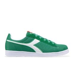 Sneakersy diadora court fly - zielony
