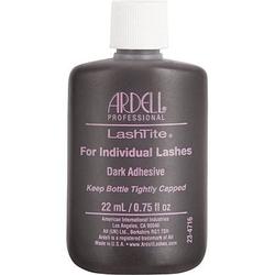 Ardell lashtite dark adhesive, buteleczka czarnego kleju do sztucznych rzęs 22ml