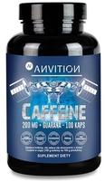 Anvition caffeine 200mg + guarana x 100 kapsułek