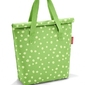 Torba fresh lunchbag iso l spots green - spots green