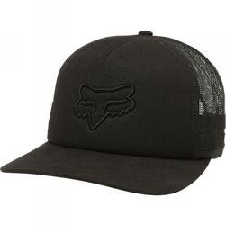 Fox czapka z daszkiem lady head trik trucker black