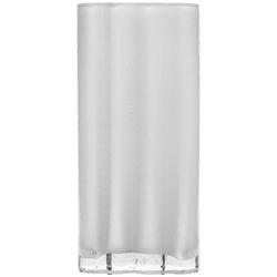 Wazon wysoki szkło mleczne sea glasbruk 12 x 26 cm sf-8711661