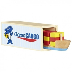 Goki gra ocean cargo - teraz 30 taniej