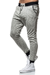 Spodnie - szary 27013-1
