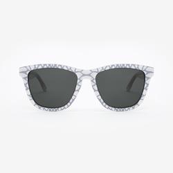 Okulary dope x hawkers white phyton