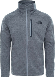 Bluza męska the north face canyonlands full zip t92zvvdyy
