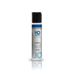 Lubrykant wodny chłodzący - system jo h2o lubricant cool 30 ml