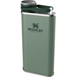 Piersiówka stalowa stanley classic zielona 0,23 litra 10-00837-126