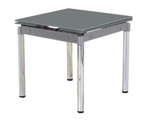 Stół rozkładany kent popiel