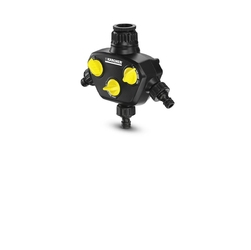 Karcher adapter na kran z 3 wyjściami