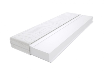 Materac piankowy lipsk max plus 75x145 cm średnio twardy pianka hr