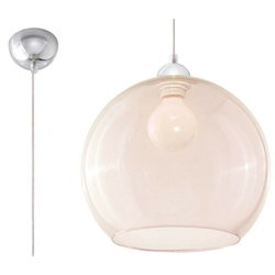 Sollux - lampa wisząca ball - szampańska