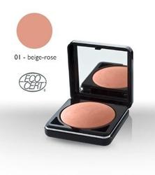 Puder brązujący wypiekany 01 - beige-rose 9 g