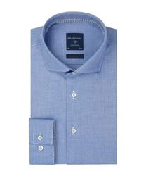 Niebieska koszula profuomo super slim fit 42