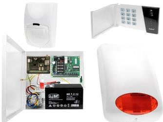 Ca-4 1x czujnik ruchu system alarmowy z gsm