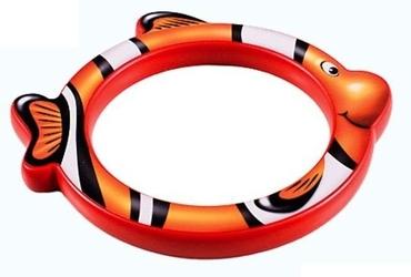 Fashy pierścień do nurkowania 4208 rybka