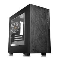 Thermaltake versa h18 microatx usb3.0 window - black