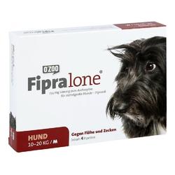 Fipralone 134 mg lösung zur, zum auftropf.f.mit.gr.hunde vet