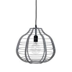 Hk living :: lampa lab xl matowa szara
