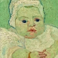 Roulins baby, vincent van gogh - plakat wymiar do wyboru: 59,4x84,1 cm