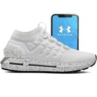 Buty biegowe damskie ua hovr phantom confetti - biały