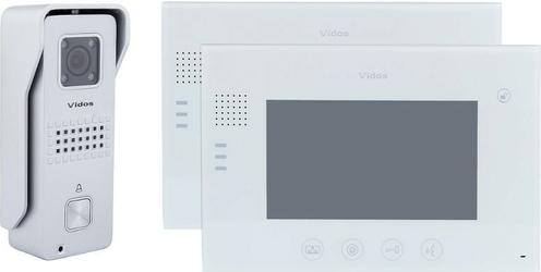 Wideodomofon vidos 2 x m670ws6s - szybka dostawa lub możliwość odbioru w 39 miastach