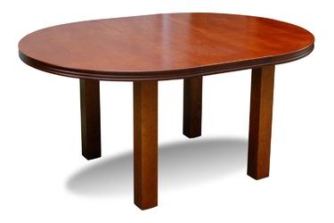 Okrągły rozkładany stół nela  100-140 cm