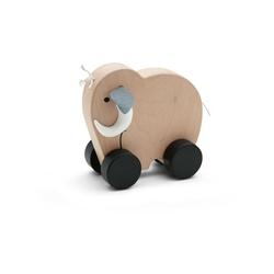 Drewniany mamut kids concept