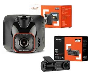 Videorejestrator mio mivue c560+kamera tył a50